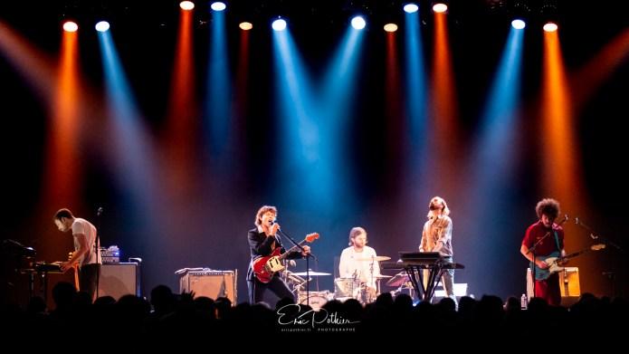 Concert Pond 1 31 10 2019 10 - La transe de Pond à L'Elysée Montmartre