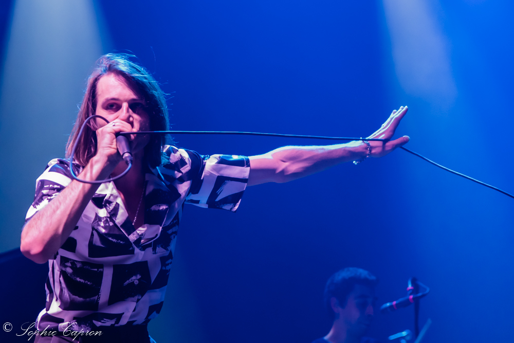 Sophie Capron 19 - Abordez l'automne en musique avec Rival Sons à l'Olympia (Première partie : MNNQNS)