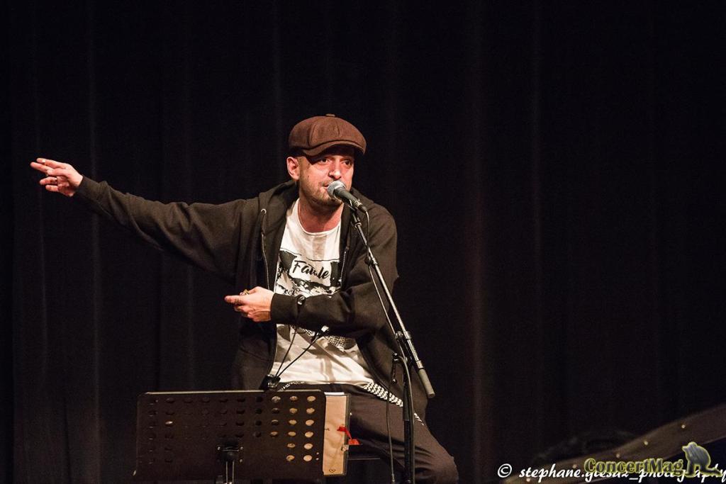 7 - Soan, chanteur atypique à Jaunay-Marigny