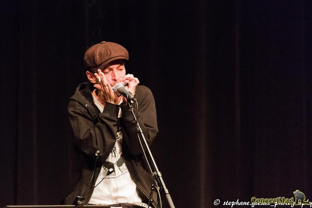 8 - Soan, chanteur atypique à Jaunay-Marigny