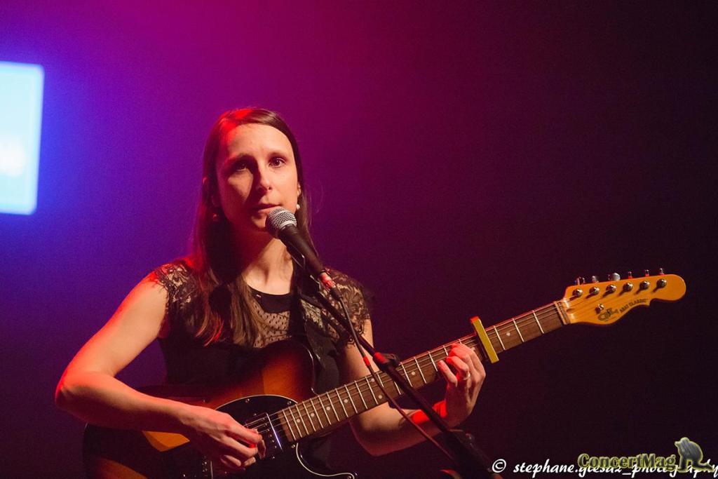 3 - Natasha St Pier, intime et talentueuse à Chasseneuil