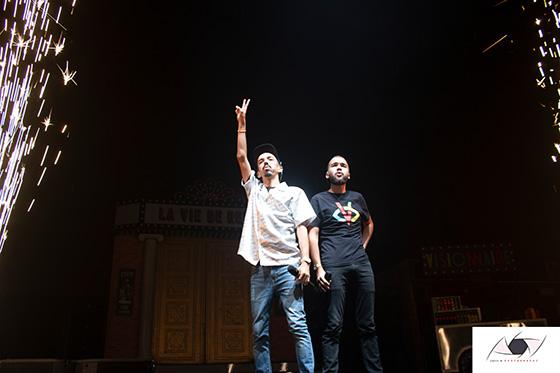 IMG 2965 1 - Le Zénith de Nantes complet pour l'une des dernières dates de tournée de Big Flo et Oli.