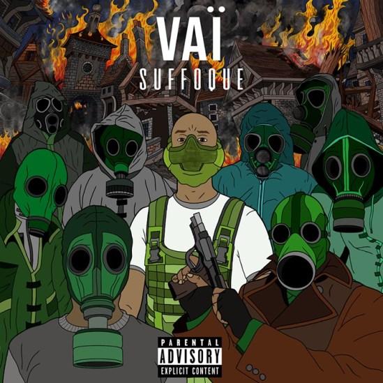 """thumbnail VAI Suffoque Cover Single - Vaï """"suffoque"""" dans son nouveau clip"""