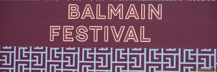 Defile 7856 scaled - Le Festival Balmain à la Seine Musicale