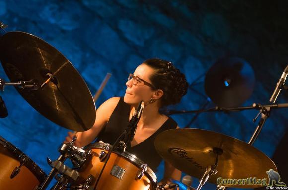 Anne Paceo 13 - Anne Pacéo, release party au Café de la danse