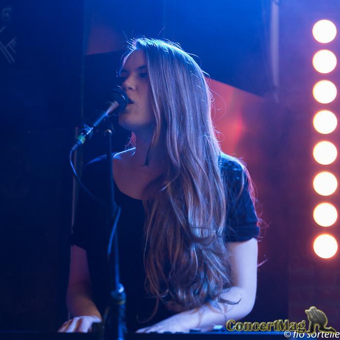 H Clair 2 - Charlotte&Magon, La chica et Hannah Clair au Supersonic