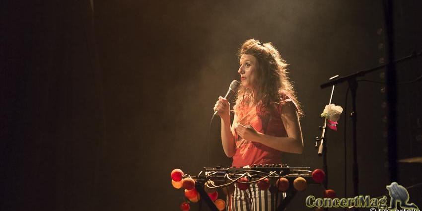 L Martial Slide - Leïla Martial : release party au Studio de l'Ermitage