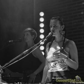 Lachica 3 - Charlotte&Magon, La chica et Hannah Clair au Supersonic
