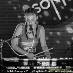 Lachica 6 - Charlotte&Magon, La chica et Hannah Clair au Supersonic