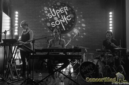 Lachica 8 - Charlotte&Magon, La chica et Hannah Clair au Supersonic