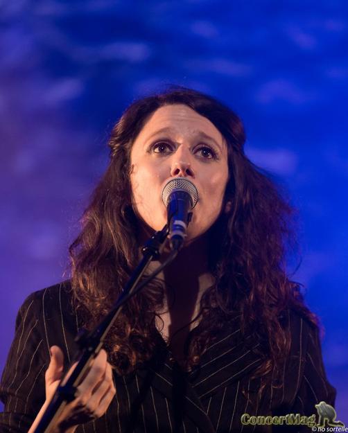 Leila Martial 5 - Anne Pacéo, release party au Café de la danse