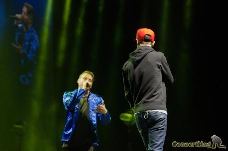 Macklemore 9684 - Macklemore et Ryan Lewis à l'AccorHotel Arena