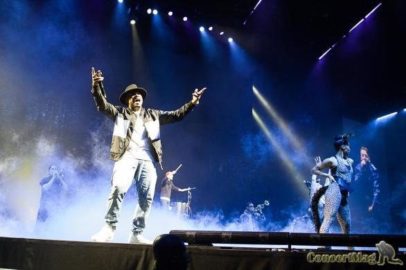 Macklemore 9890 - Macklemore et Ryan Lewis à l'AccorHotel Arena