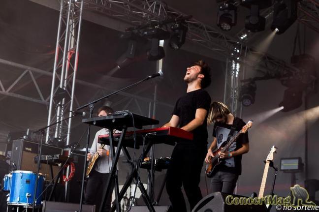 Sambadelamuerte 15 - «Cabourg mon amour», le festival sur la plage - Jour 1