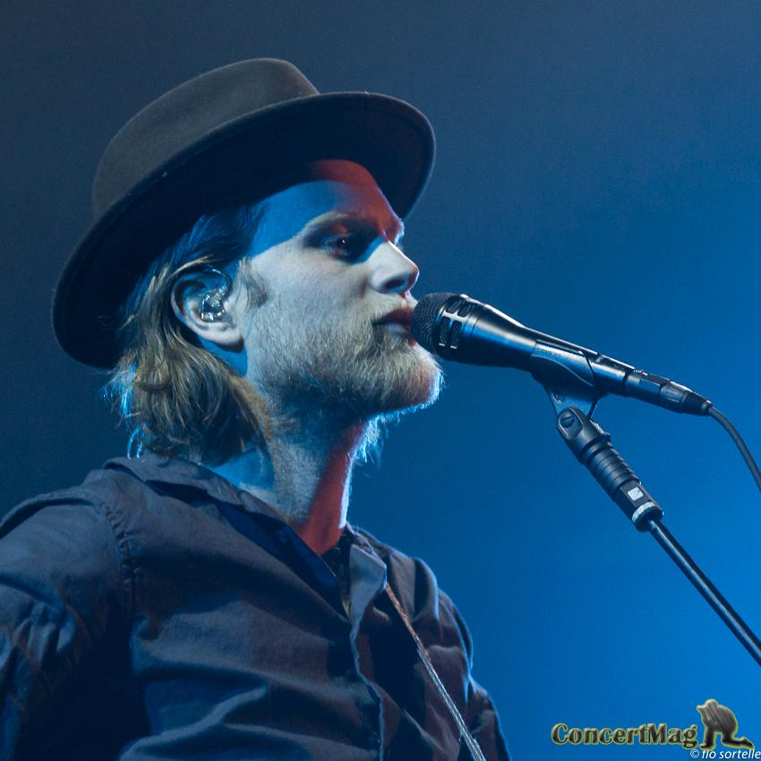 The Lumineers 2 - The Lumineers, à l'aise au Trianon !
