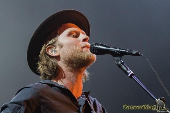 The Lumineers 4 - The Lumineers, à l'aise au Trianon !