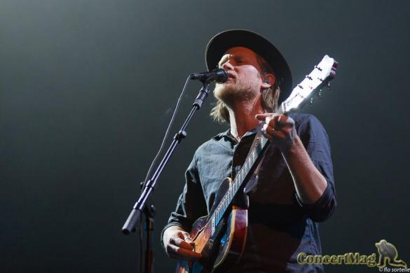 The Lumineers 8 - The Lumineers, à l'aise au Trianon !