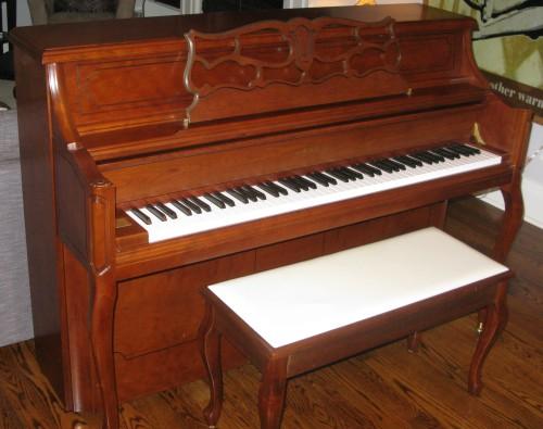 Mint Condition Samick Su 243f Upright Piano For Sale Toronto