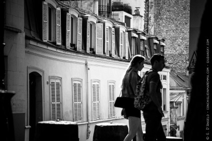 The usual romantic Paris for couples.