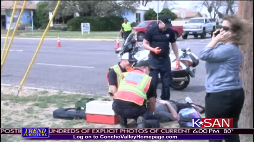 Central Student Struck by Pickup_78290979