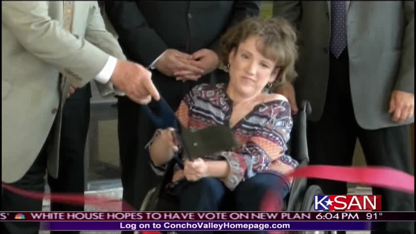 Grand Reveal of West Texas Rehab Remodeled Facility