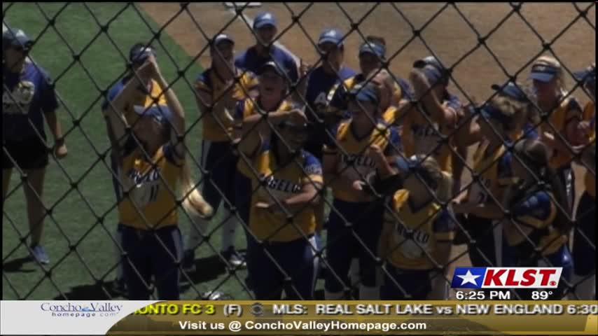 ASU softball headed to Super Regionals 05-13-17_54856344