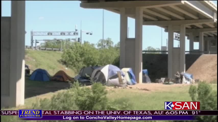 Preliminary Approval  Given to Ordinance Banning Camping on_54853102