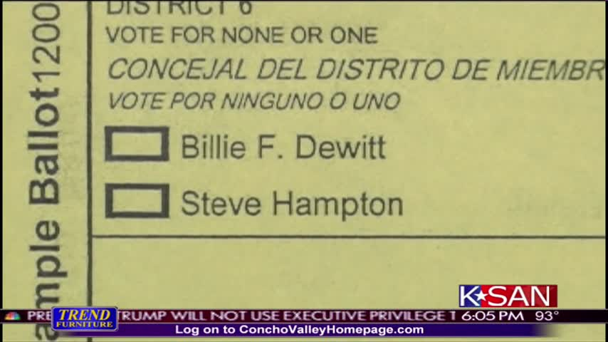Voter Registration Nearing for July 8 Runoff Election_16969093