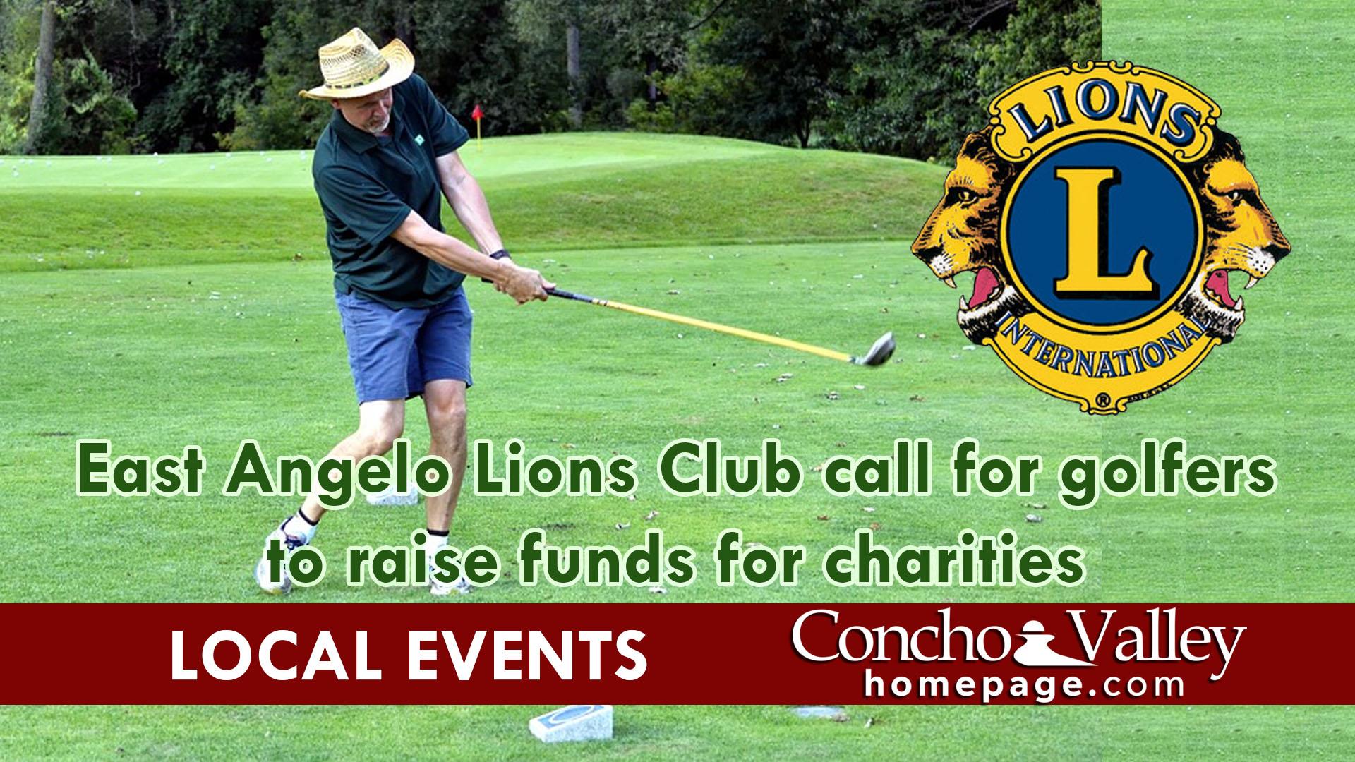 Lions Club Bunker Bash Golf Tournament Needs More Golfers
