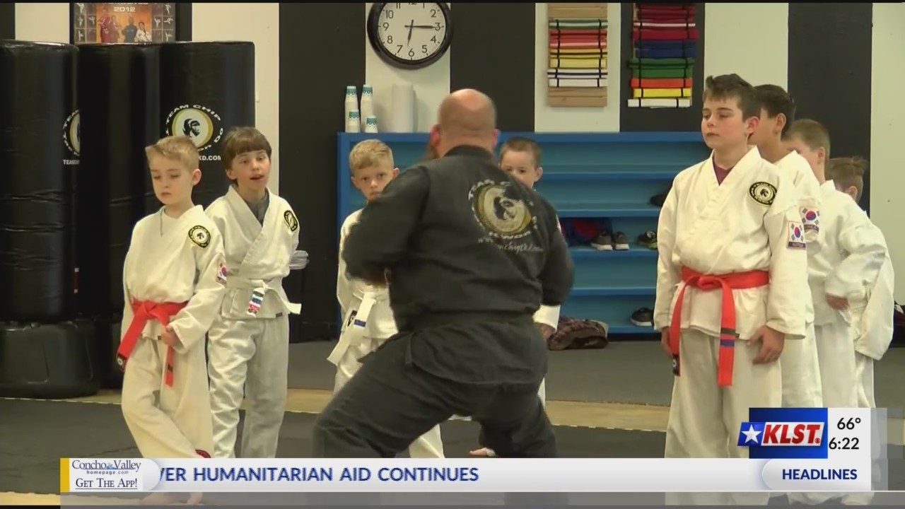 Concho Careers: Tae Kwon Do Instructor