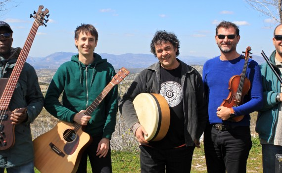 Rodríguez Celtic Band