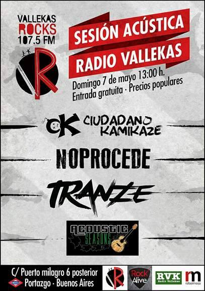 radio vallekas cartel