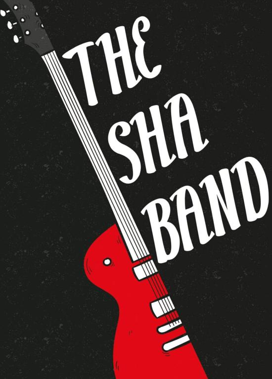 The Sha Band_logo