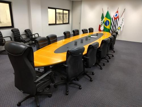 sala de reuniões superior