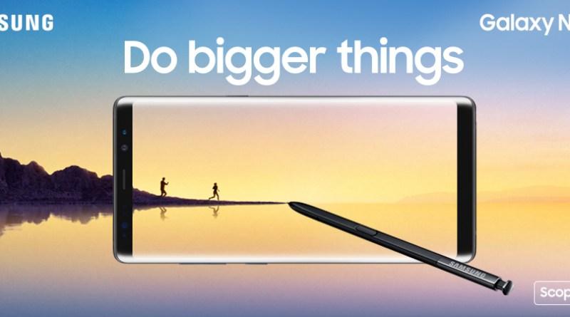 Samsung Note 8 supervaluta il tuo usato