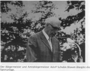 Adolf Schulze Blasum