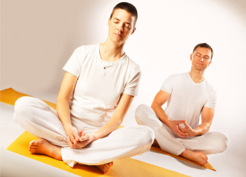 Noch freie Plätze im Yogakurs