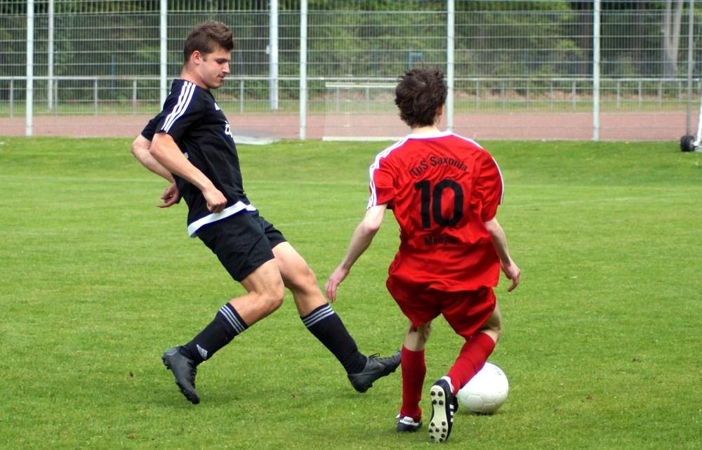 Concordia Albachten II – TuS Saxonia Münster 1:3 (0:0)