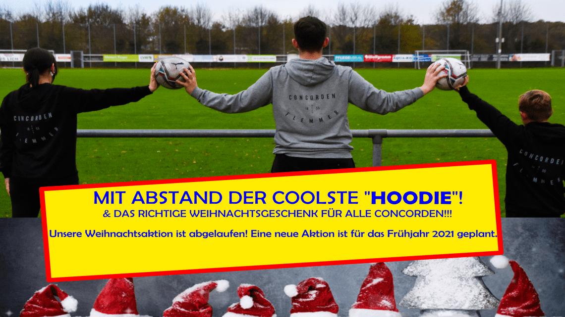 Abgelaufene Hoodie-Aktion