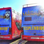 Vinilo trasera bus City Sightseeing