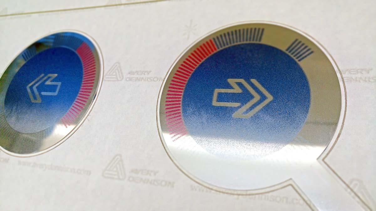 Impresión directa UVI sobre acero inox 2