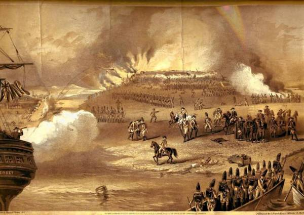 Granite State Stories: N.H. joins the Battle of Bunker Hill