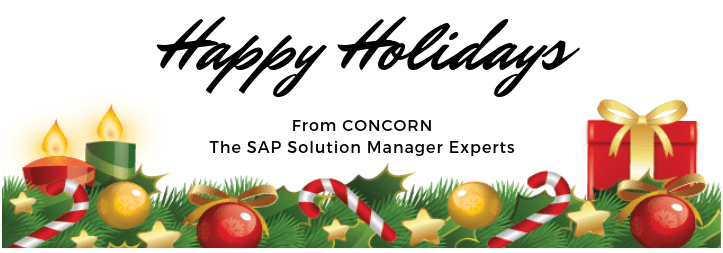SAP Solution Manager 7.2 SP08 and 2018 wrap-up