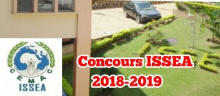 Concours ISSEA TSS 2018-2019