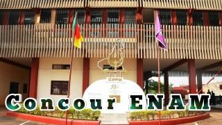 Concour ENAM