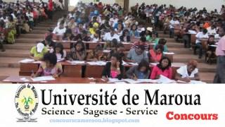 Concours IMIP OF MAROUA
