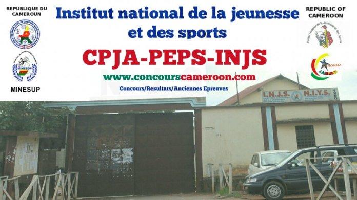 l'institut nationale de la jeunesse et des sport (INJS)