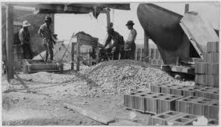 history of ready mix concrete