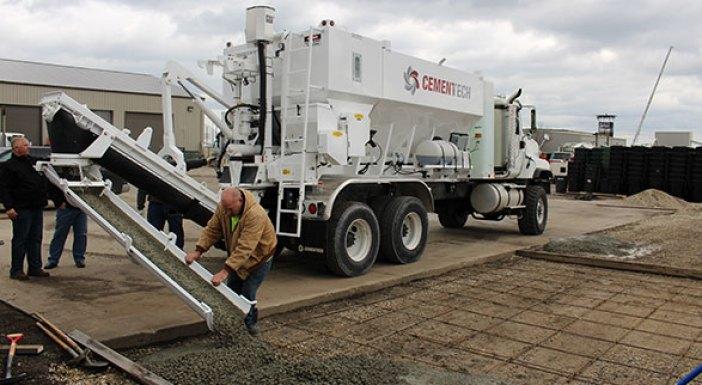 ready mix concrete rmc