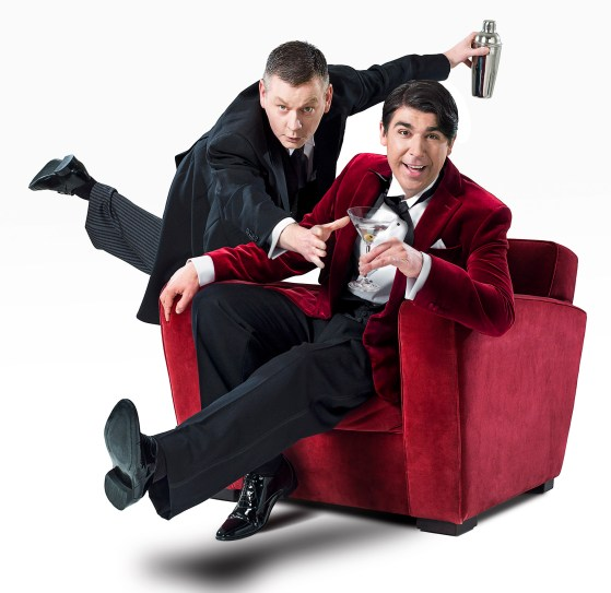 Review: 'Jeeves and Wooster in Perfect Nonsense' at the Norwich Theatre Royal